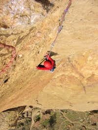 Shirley following pitch 4 of...