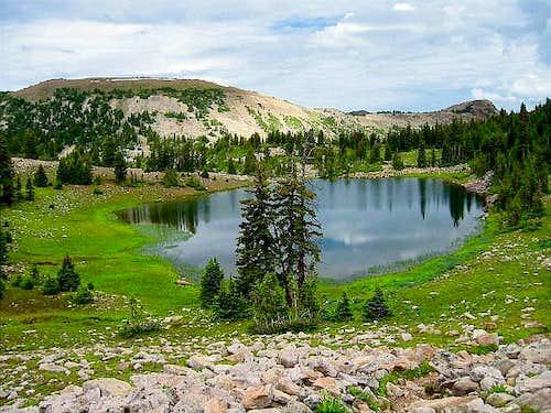 Kamas Lake Route