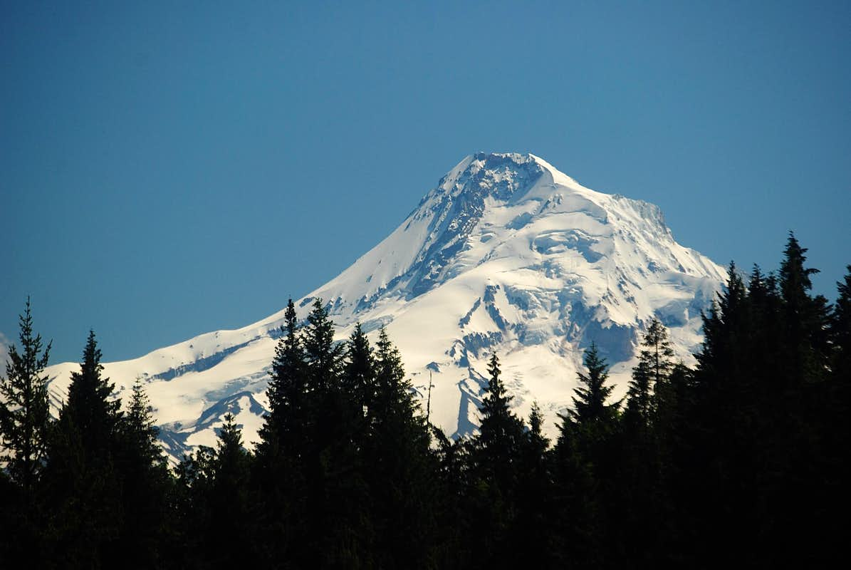 Mt Hood From The Hood River Valley Photos Diagrams