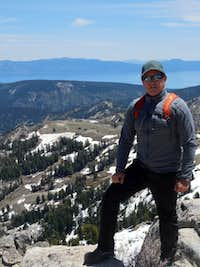 Atop Granite Chief