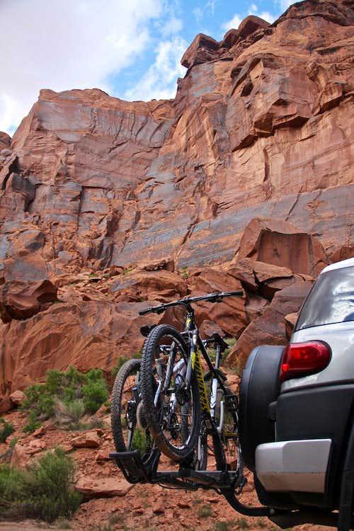 Moab scene