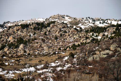 Massif du Carlit