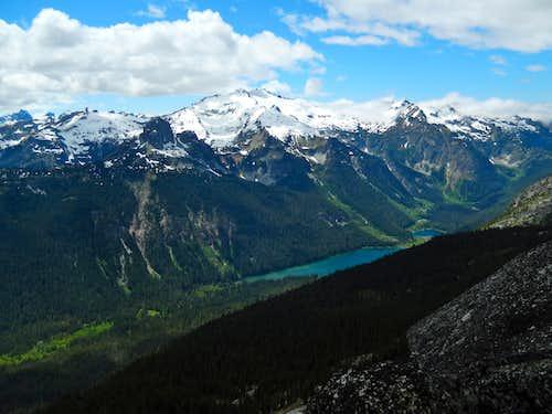Mt. Daniel & Hyas Lake