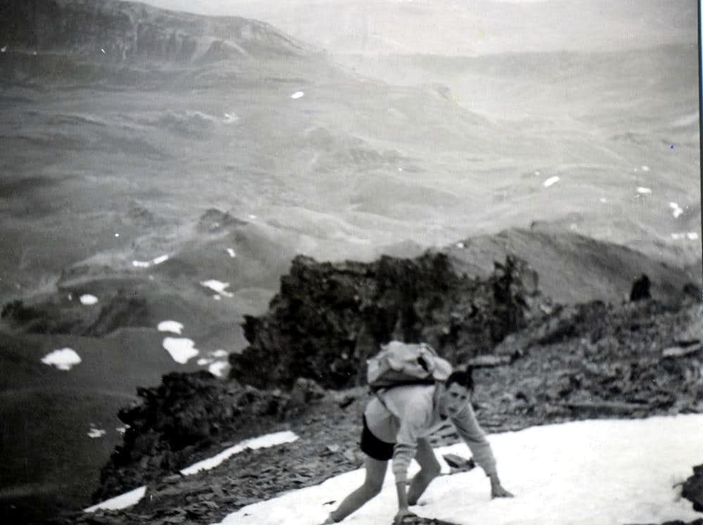 Walking in the Surroundings ... /2a First Fallère 1965