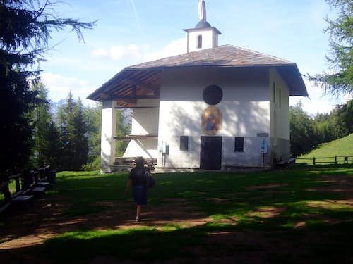 St. Grat an ancient Sacred Procession by Pila 2015