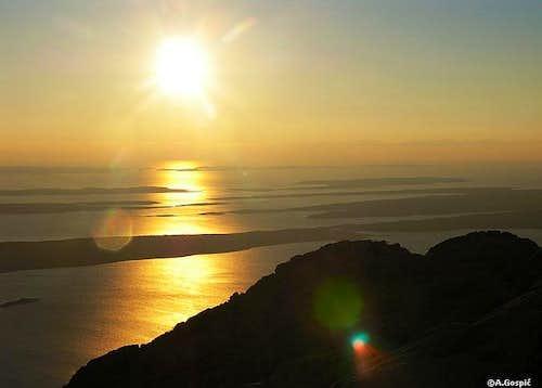 Bojin Kuk sea view