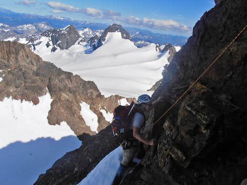 Mount Olympus North Ridge (5.4)