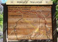 Iron Gate Map