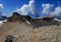 West ridge (Monte Sant'Angelo)