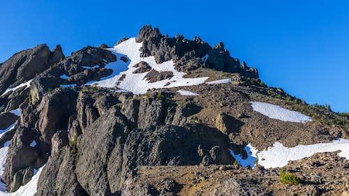 Cloudy Peak - A Closer Look