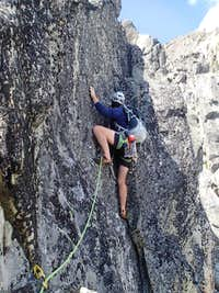 Offwidth at the beginning of 4th pitch