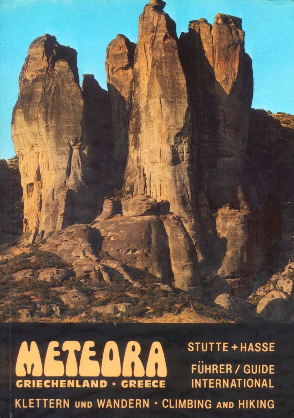 Meteora Guidebook I edition