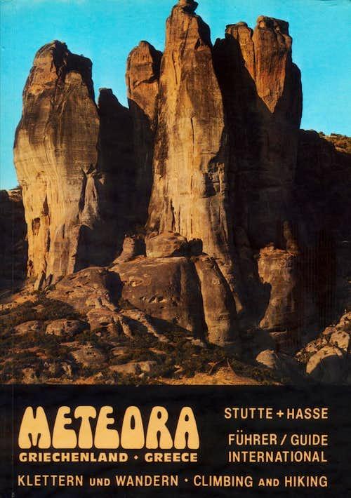 Meteora Guidebook I edition