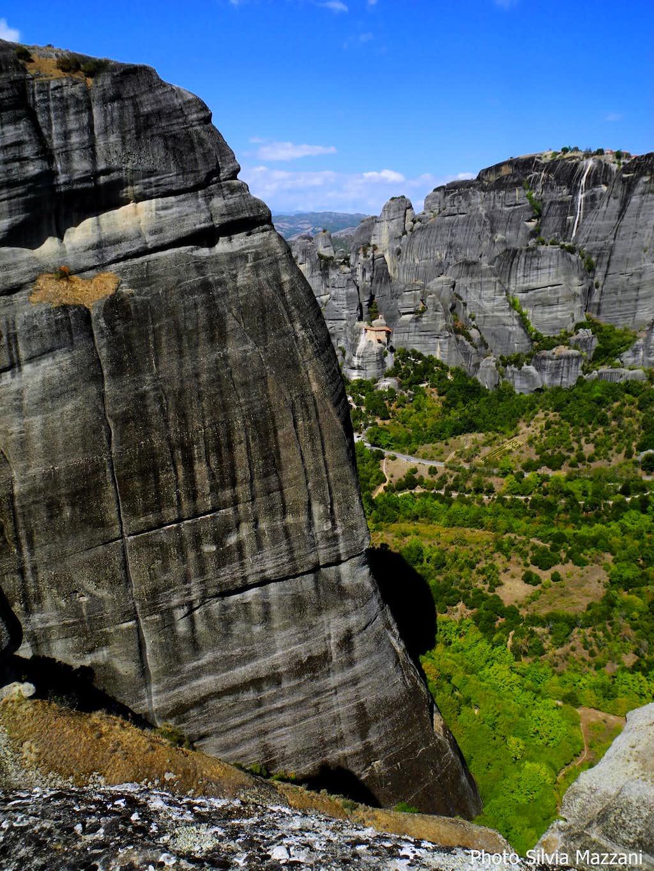 The Pillar of Dreams seen from Kaukasier Tower