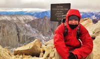 JMT Trail Crest View