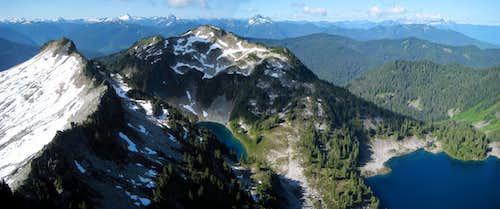 Boulder Peak (Boulder Benchmark)