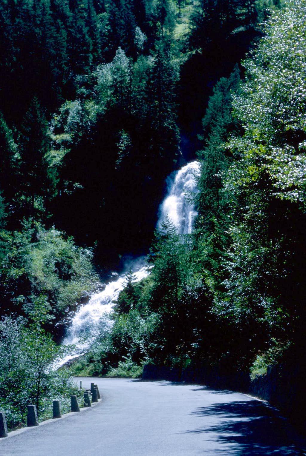 Cascade de Sylvenoire