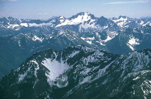 Silver Star Mountain from the...