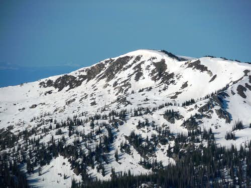 Buck Mountain South