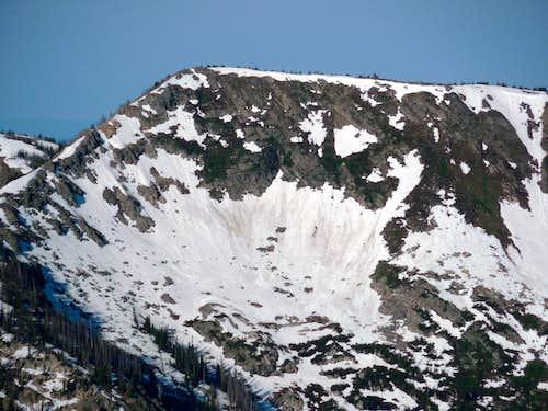 Buck Mountain North