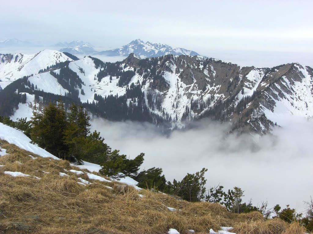 Kampen ridge