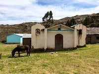 Pinaya, where you start hiking