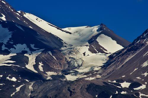 Whitney Glacier on Mt. Shasta