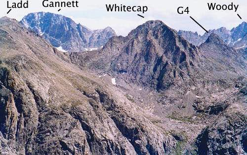 Whitecap and environs from...