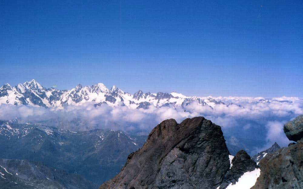 Ollomont ... Mont Sonadon by Grand' Tête de By 1979