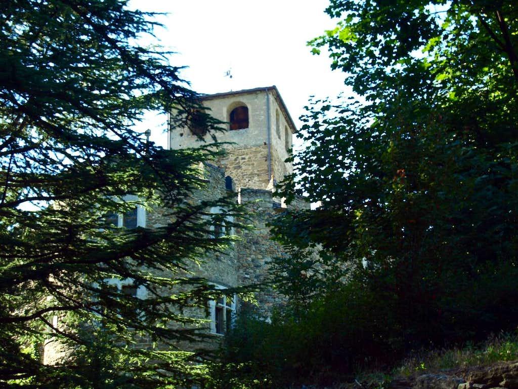 Castles & Churches ... / B Introd  of 1260  Château 2015