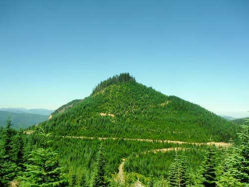 Kakawak Peak (Kawkawak Peak)