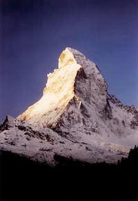 October 2000 Zermatt