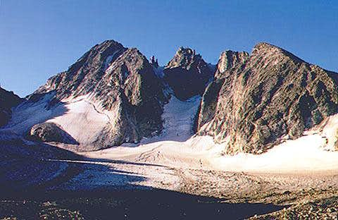 Mount Warren