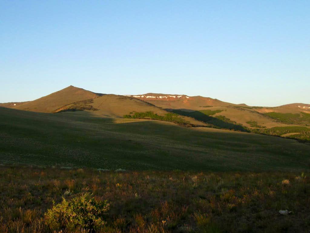 Stewart Benchmark Peak