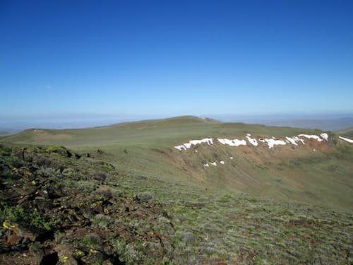 Wilderness highpoint