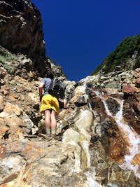 Waterfall on 7FJ