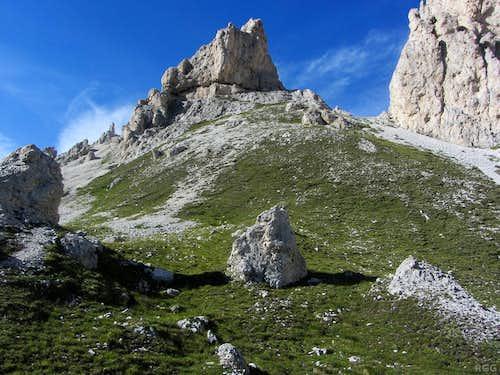 Weißlahnspitz (2494m)