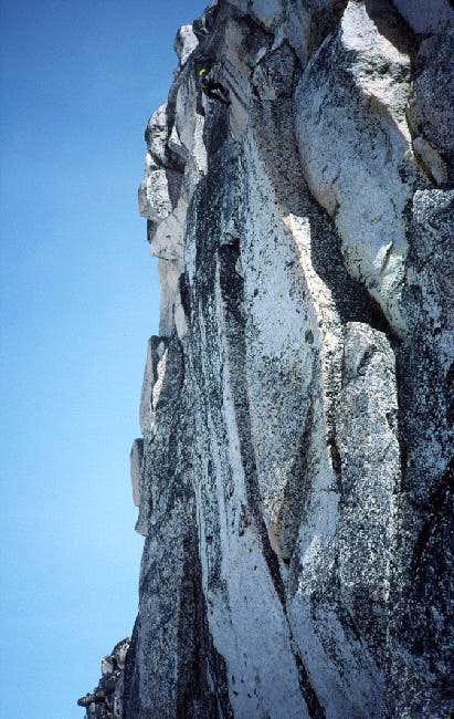 Summit Rappel