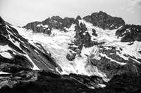 Mt. Formidable and the Middle Cascade Glacier