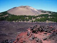Belknap Crater from Little Belknap