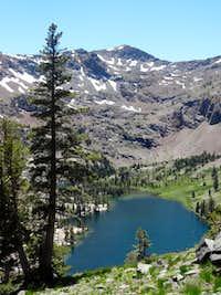 Half Moon Lake ~ Desolation Wilderness