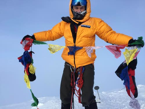Kilimanjaro 2014 - Radiating Hope Carries Prayer Flags to the Summit!