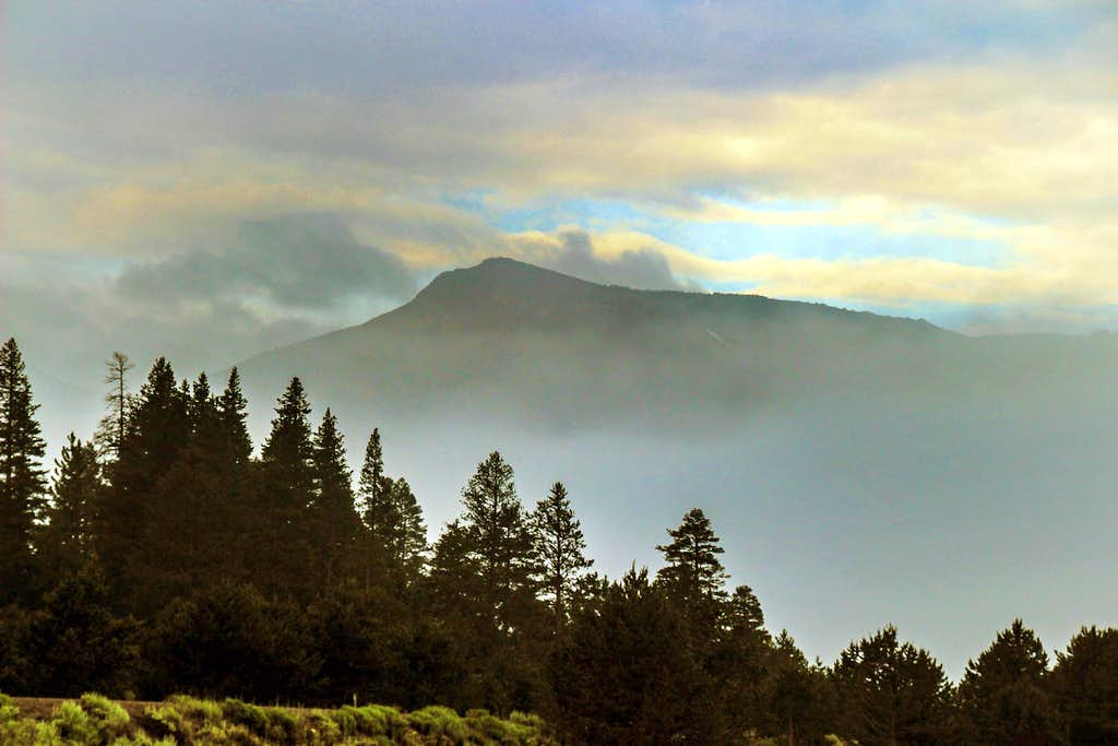 Stevens Peak 10,059'