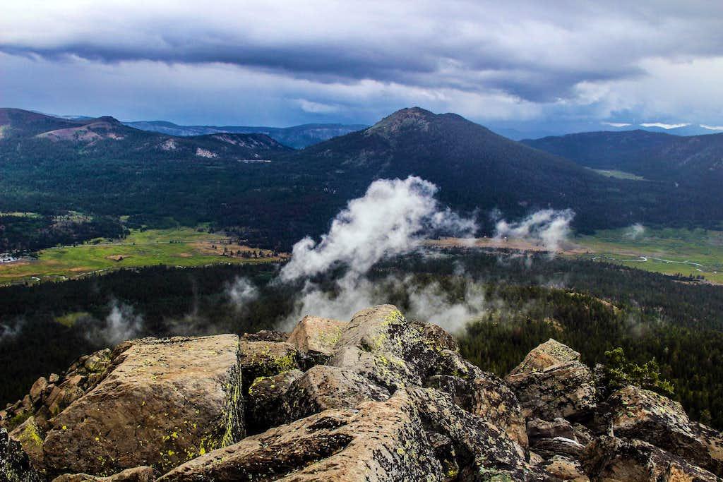 Pickett Peak north view