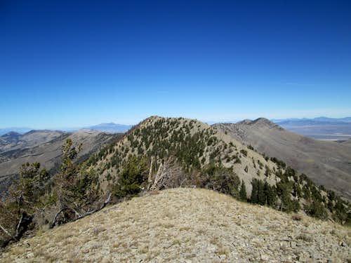 Snow Creek Peak 10459 (NV)