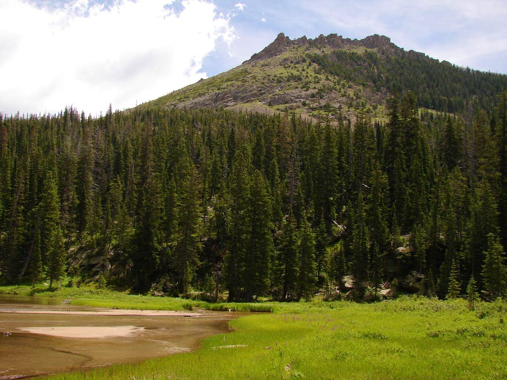 Joe Mills Mountain