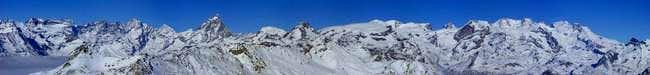 05.02.2005 Cervino and Monte...