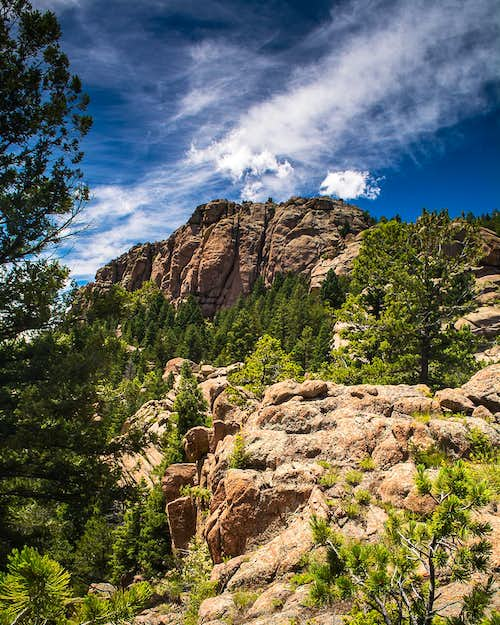 Campbell Mountain