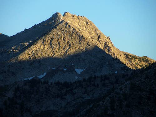 Long Peak & Bighorn Peak
