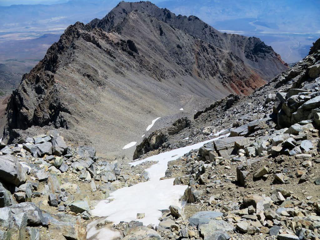 Tinemaha Mountain